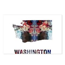 Unique Washington state Postcards (Package of 8)