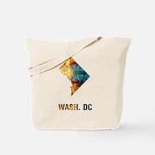Funny Dc Tote Bag