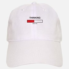 Thinking please wait... Baseball Baseball Baseball Cap