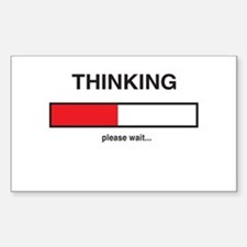 Thinking please wait... Decal