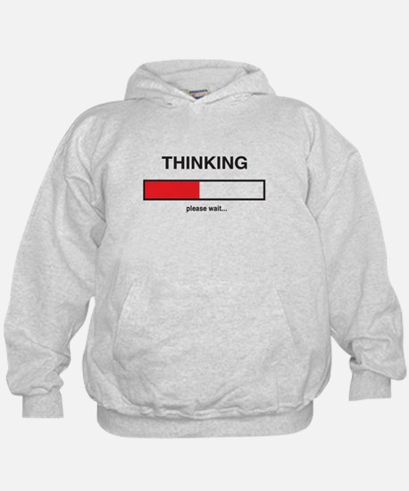 Thinking please wait... Hoodie
