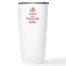 Funny Muffin Travel Mug
