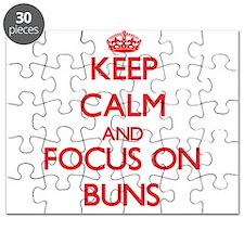 Cute Muffins Puzzle