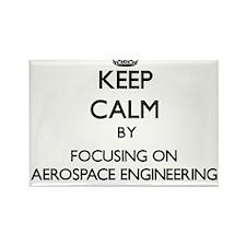 Keep calm by focusing on Aerospace Engineering Mag
