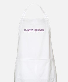 G-Body For Life BBQ Apron