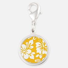Yellow Hawaiian Hibiscus Charms
