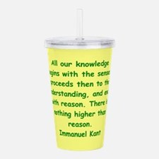 kant1.png Acrylic Double-wall Tumbler
