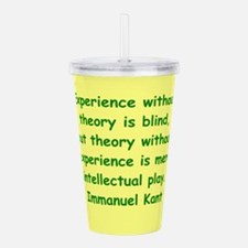 kant13.png Acrylic Double-wall Tumbler