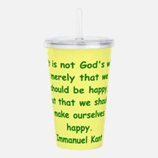 kant17.png Acrylic Double-wall Tumbler