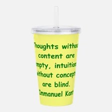 kant114.png Acrylic Double-wall Tumbler
