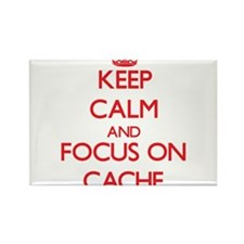 Keep Calm and focus on Cache Magnets