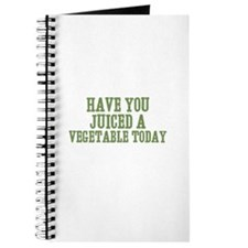 have you juiced a vegetable t Journal