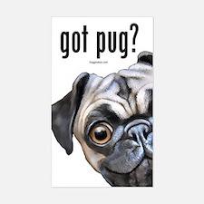 Got Pug? Decal