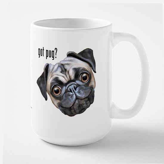 Got Pug? Large Mug