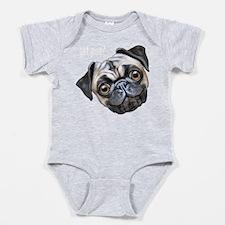 Got Pug? Baby Bodysuit