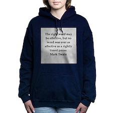 165.png Women's Hooded Sweatshirt