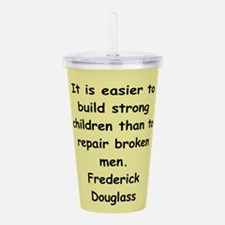 fred116.png Acrylic Double-wall Tumbler