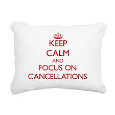Cool Abolition Rectangular Canvas Pillow