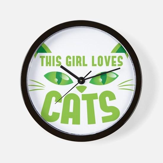 Cool Grumpy cat Wall Clock