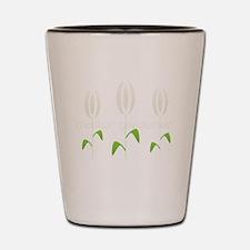 Cute Gardener Shot Glass