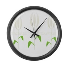 Cool Gardeners Large Wall Clock