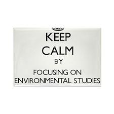 Keep calm by focusing on Environmental Studies Mag
