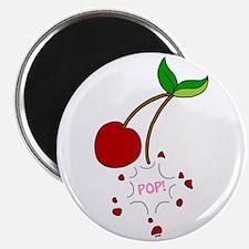 Cherry *POP!* Magnet