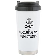 Cute Film studies Travel Mug