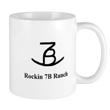 Rockin 7B Ranch Mug