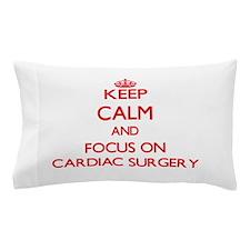 Funny Heart surgery Pillow Case