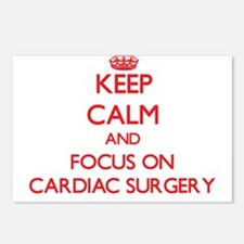 Cute Cardiac Postcards (Package of 8)