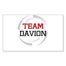 Davion Rectangle Decal