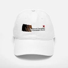 Cheval Canadien/Canadian Horse Baseball Baseball Cap