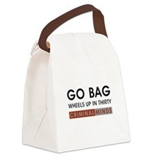 go Canvas Lunch Bag
