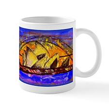 Hot Sydney Rorschach Small Mug