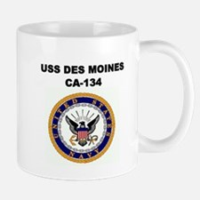 USS DES MOINES Mug