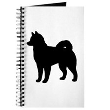 Huskey Black 1C Journal