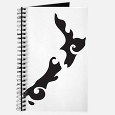 Unique All blacks Journal