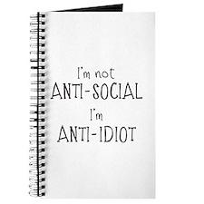 Anti-Idiot Journal