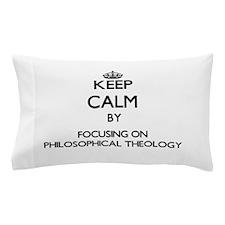 Cute Philosophical Pillow Case