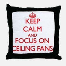 Cute Ceilings Throw Pillow