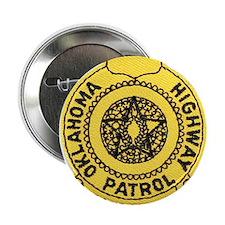 Oklahoma Highway Patrol Button