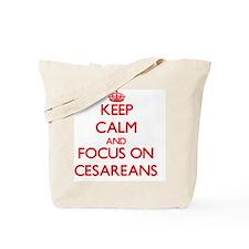 Cool Cesarean Tote Bag