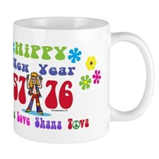Hippy New Year 5776 Mug Mugs