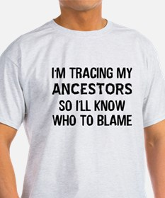 Funny Genealogy T-Shirt