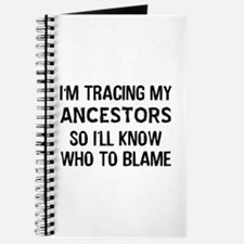 Funny Genealogy Journal