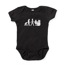 Desk Evolution Baby Bodysuit