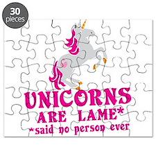 Cute Unicorn horses Puzzle