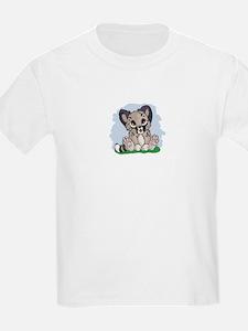 Unique Cheetah cub T-Shirt