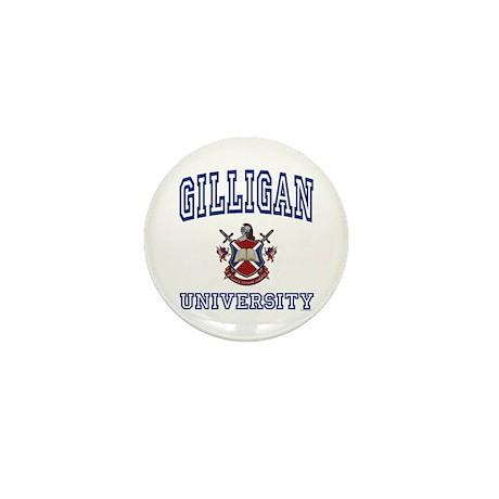 GILLIGAN University Mini Button (100 pack)